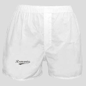 Romania flanger Boxer Shorts