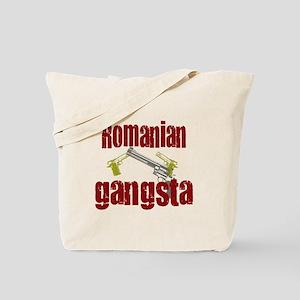 Romanian gangsta Tote Bag