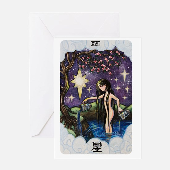 Unique Tarot Greeting Card