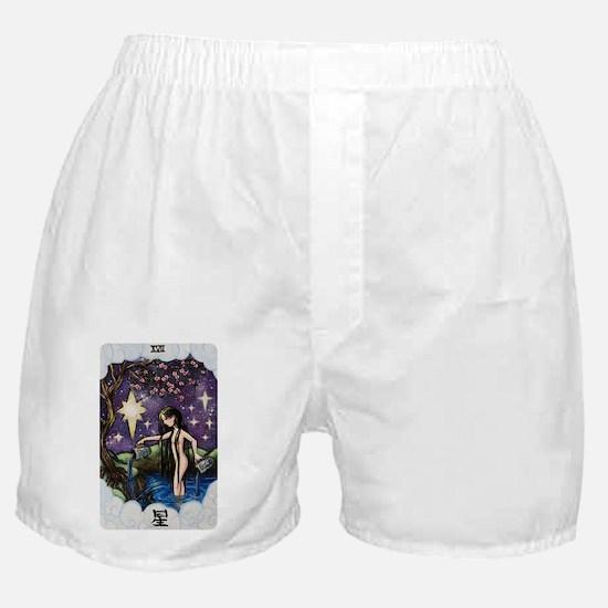 Cute Tarot Boxer Shorts