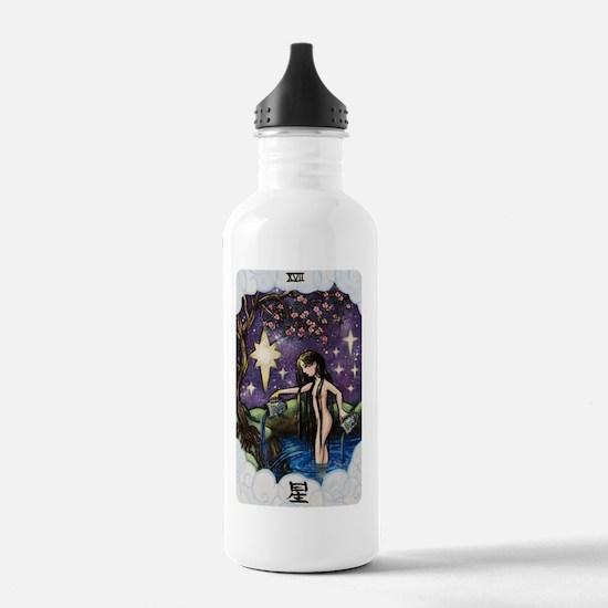Cute Tarot Water Bottle