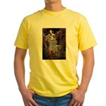 Ophelia / JRT Yellow T-Shirt