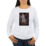 Ophelia / JRT Women's Long Sleeve T-Shirt