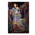 Ophelia / JRT Postcards (Package of 8)