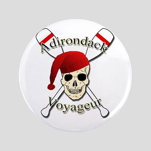 Adirondack Voyageur Button