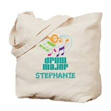 Drum Major Personalized Band Tote Bag