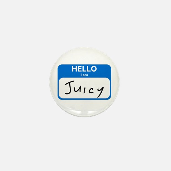 Juicy Mini Button