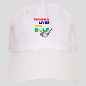 Deangelo Lives for Golf - Cap