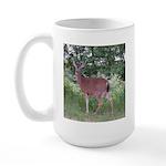Doe in the Shade Large Mug