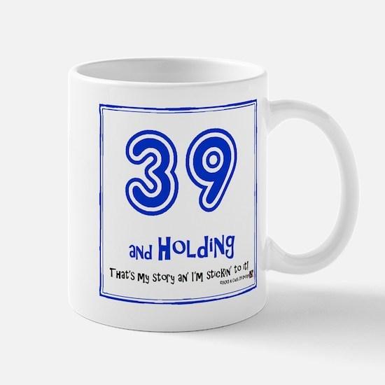 39AHC Thats My Story-Blue Mugs