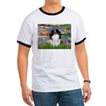 Lilies (#2)/Japanese Chin Ringer T