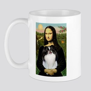 Mona Lisa/Japanese Chin Mug