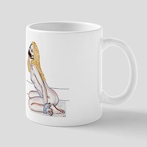 Krissy Bondage Girl (II) Mug