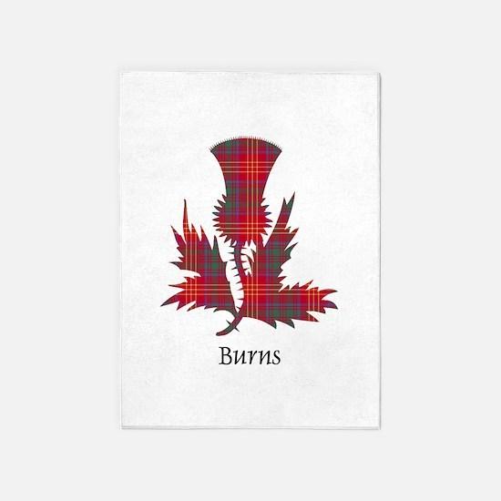 Thistle - Burns 5'x7'Area Rug