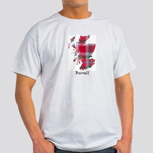 Map - Burrell Light T-Shirt