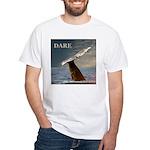 WILD SIDE/DARE WHALE White T-Shirt