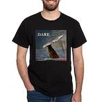 WILD SIDE/DARE WHALE Dark T-Shirt