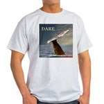 WILD SIDE/DARE WHALE Light T-Shirt