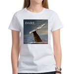 WILD SIDE/DARE WHALE Women's T-Shirt