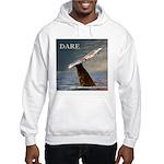 WILD SIDE/DARE WHALE Hooded Sweatshirt
