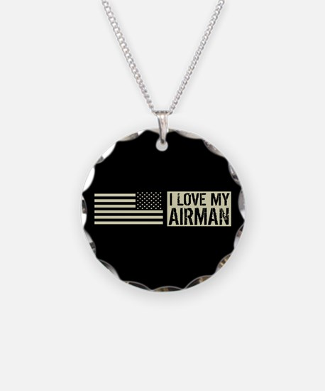 U.S. Air Force: I Love My Ai Necklace
