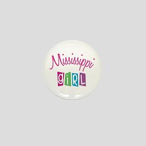 MISSISSIPPI GIRL! Mini Button (10 pack)