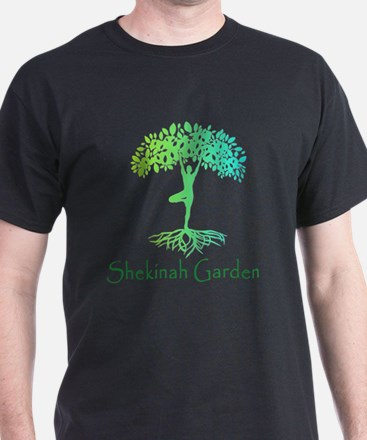 Shekinah Garden Tree Of Life T-Shirt