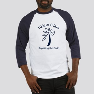 Tikkun Olam Adult Jersey in Blue, Black or Red
