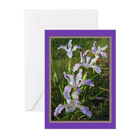 Redwood Lily Greeting Cards (Pk of 10)