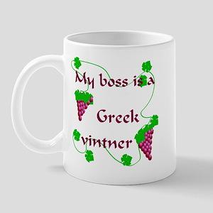 Dionysus Mug