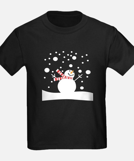 Holiday Snowman T