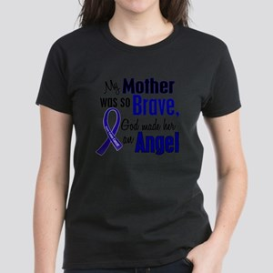 Angel 1 MOTHER Colon Cancer T-Shirt