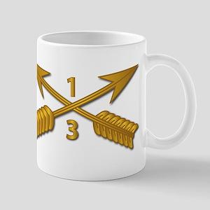 3rd Bn 1st SFG Branch wo Txt Mug