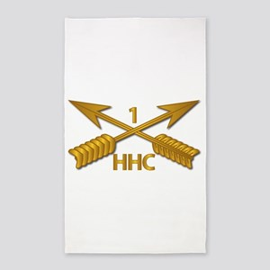HHC - 1st SFG Branch wo Txt Area Rug