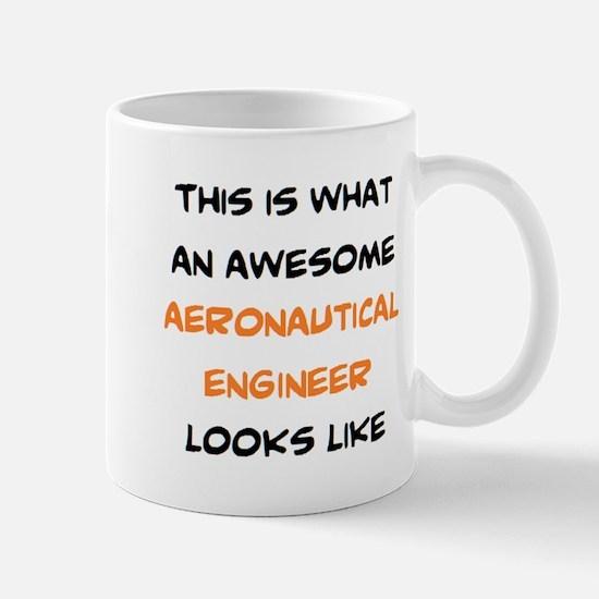 awesome aeronautical engineer Mug
