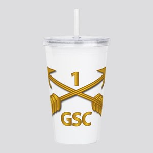 GSC - 1st SFG Branch w Acrylic Double-wall Tumbler