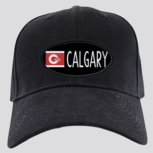 Calgary: Calgarian Flag & Calgary Black Cap