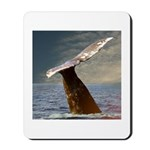 WILD SIDE WHALE Mousepad