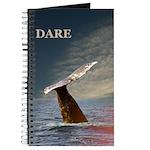 DARE/WILD SIDE WHALE Journal