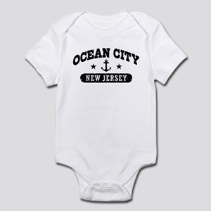 Ocean city new jersey baby clothes accessories cafepress ocean city nj infant bodysuit negle Images