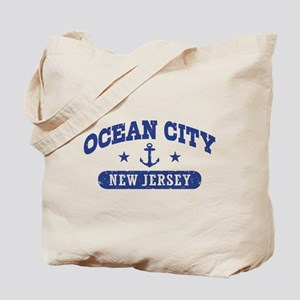 Ocean City NJ Tote Bag