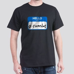 cumslut Dark T-Shirt
