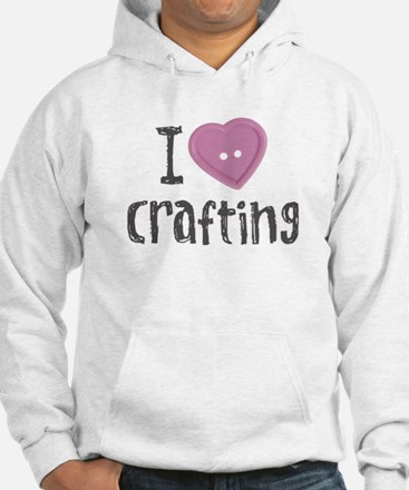 Unique I heart to knit Hoodie