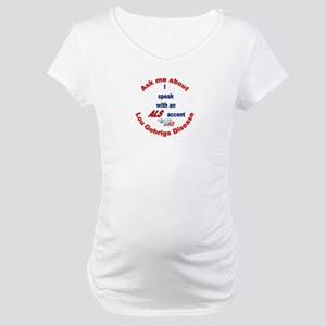 ALS Accent Maternity T-Shirt