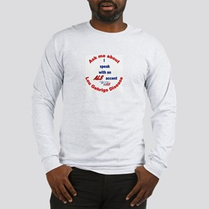 ALS Accent Long Sleeve T-Shirt