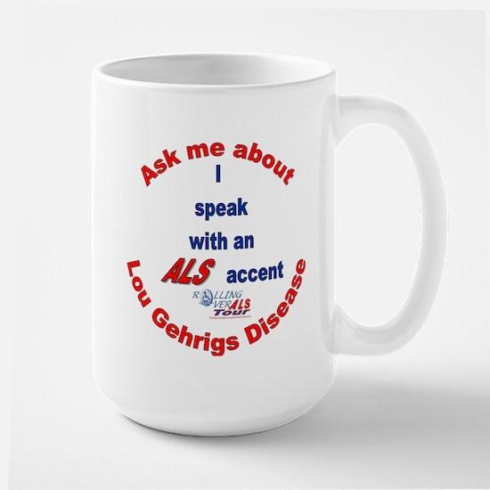 ALS Accent Large Mug
