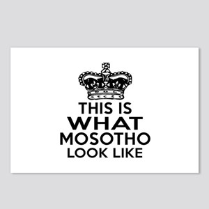 I Am Mosotho Postcards (Package of 8)