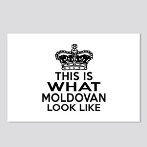 I Am Moldovan Postcards (Package of 8)