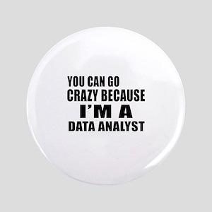 I Am Data Analyst Button