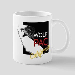 California Wolf PAC Mugs